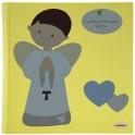 Album per foto Angelo Comunione - Personalizzabile - Prima Comunione