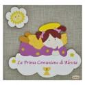 Album per foto Angela Nuvoletta - Personalizzabile - Prima Comunione