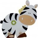 Zebra Appendino Sagoma