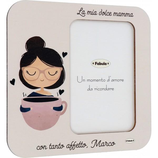 Cornice festa della mamma: portafoto per la mamma personalizzato