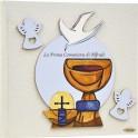 Album Calice Cielo - Personalizzabile - Prima Comunione