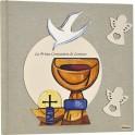 Album Calice Panna - Personalizzabile - Prima Comunione