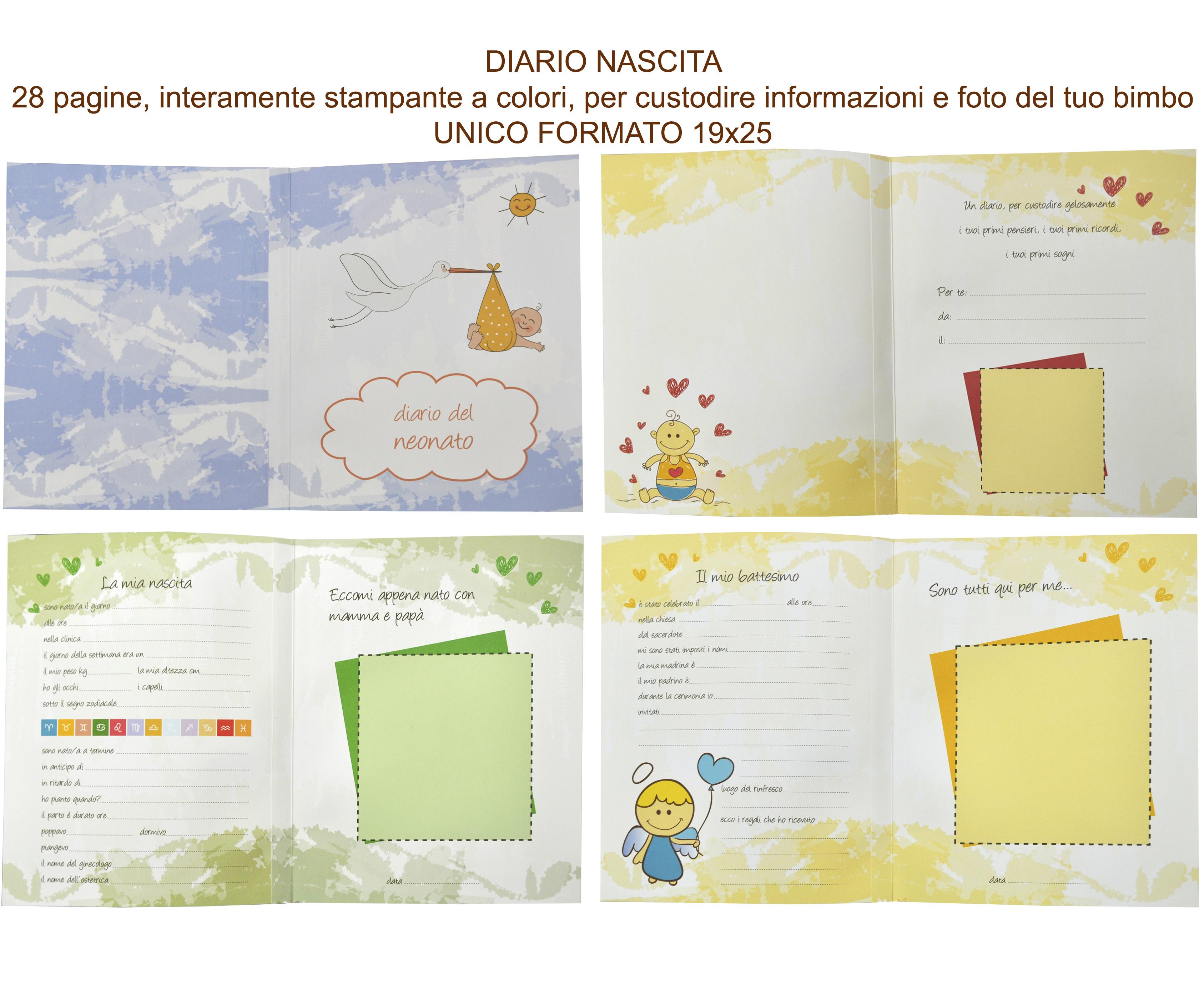 Fabula Diario Nascita